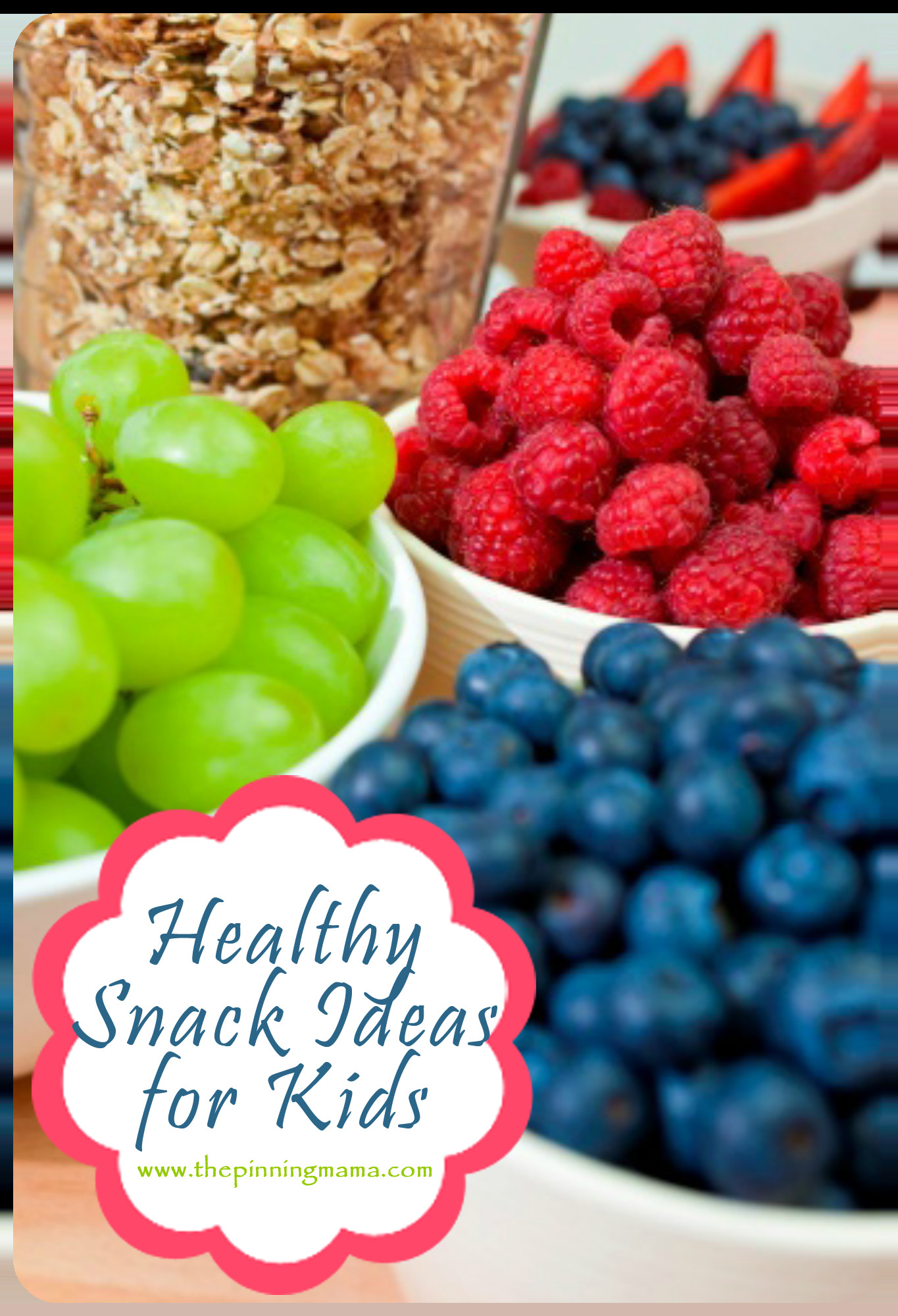 Healthy Toddler Snacks  Easy Healthy Toddler Snacks with a Printable