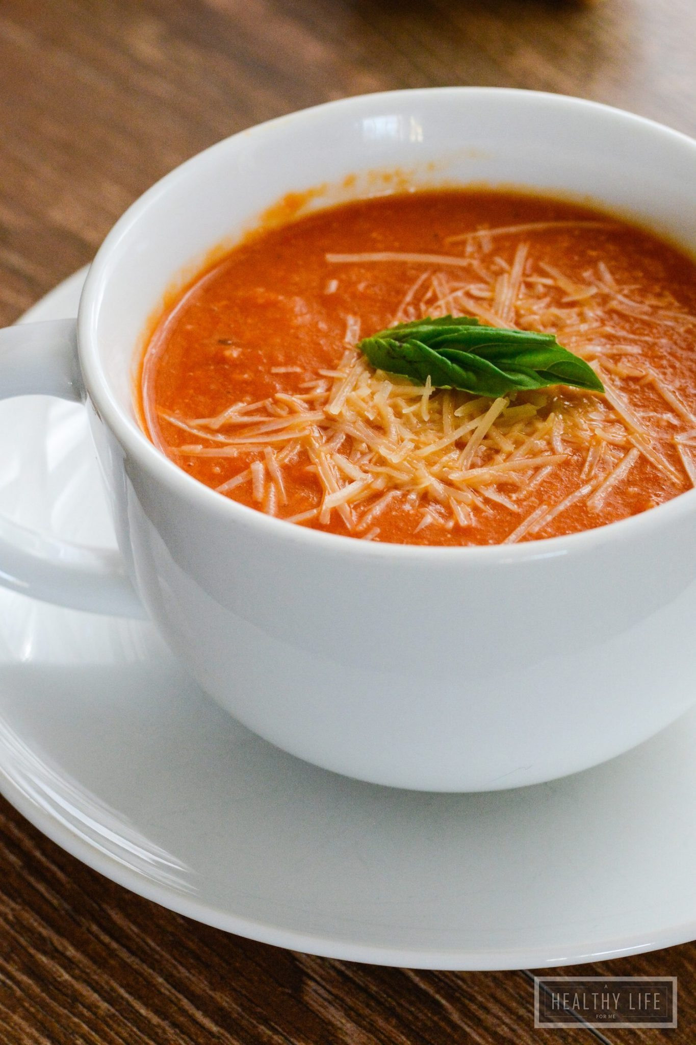 Healthy Tomato Bisque Recipe  Tomato Bisque A Healthy Life For Me