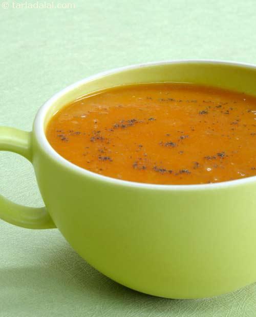Healthy Tomato Soup Recipe  Healthy Tomato Soup recipe