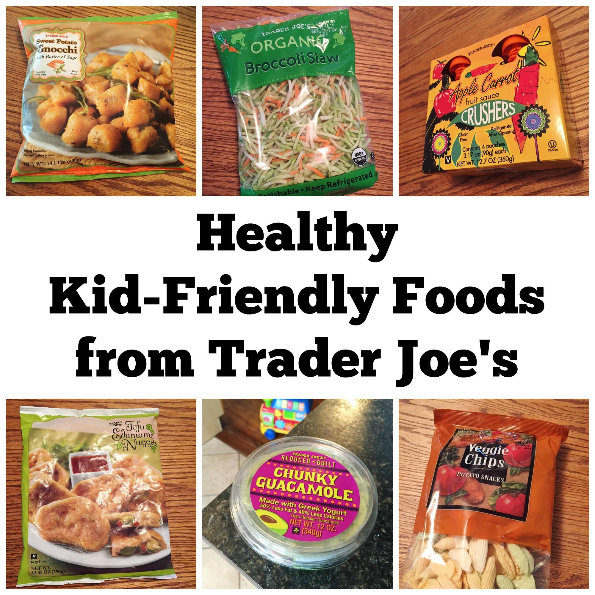 Healthy Trader Joe'S Snacks  KFIT Bootcamp