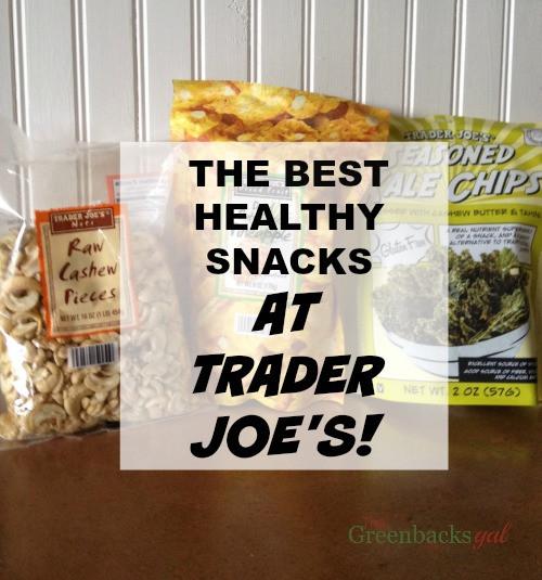 Healthy Trader Joe'S Snacks  20 of the Best Healthy Trader Joe s Snacks Natural Green Mom