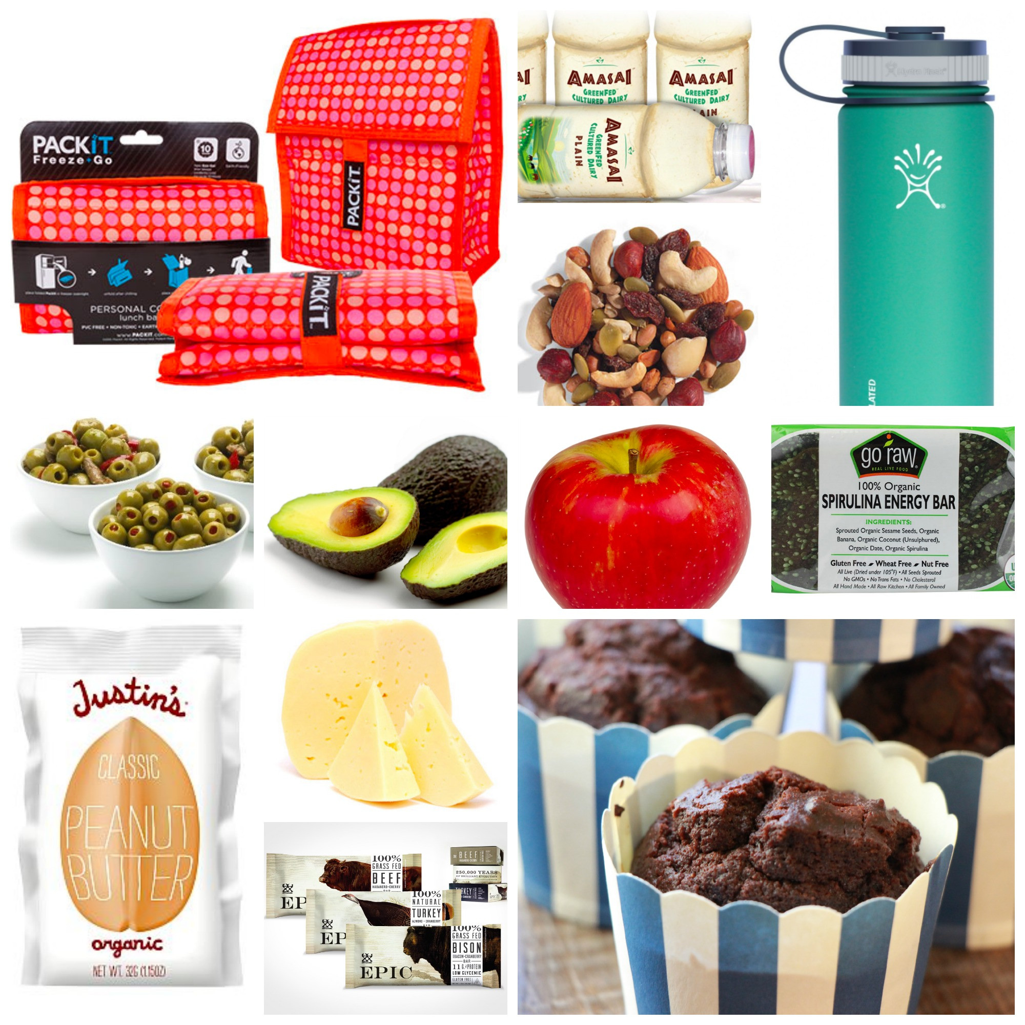Healthy Travel Snacks  Healthy Grain Free Travel Snacks When Flying Meghan Birt