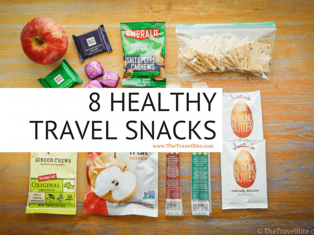 Healthy Travel Snacks  8 Healthy Snacks You Can Bring A Plane The Travel Bite
