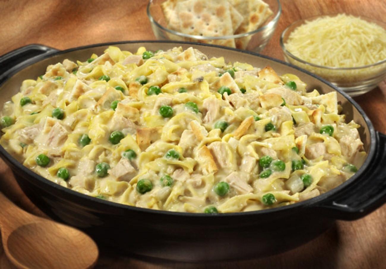 Healthy Tuna Noodle Casserole Recipe  Bumble Bee Tuna & Seafood Recipes