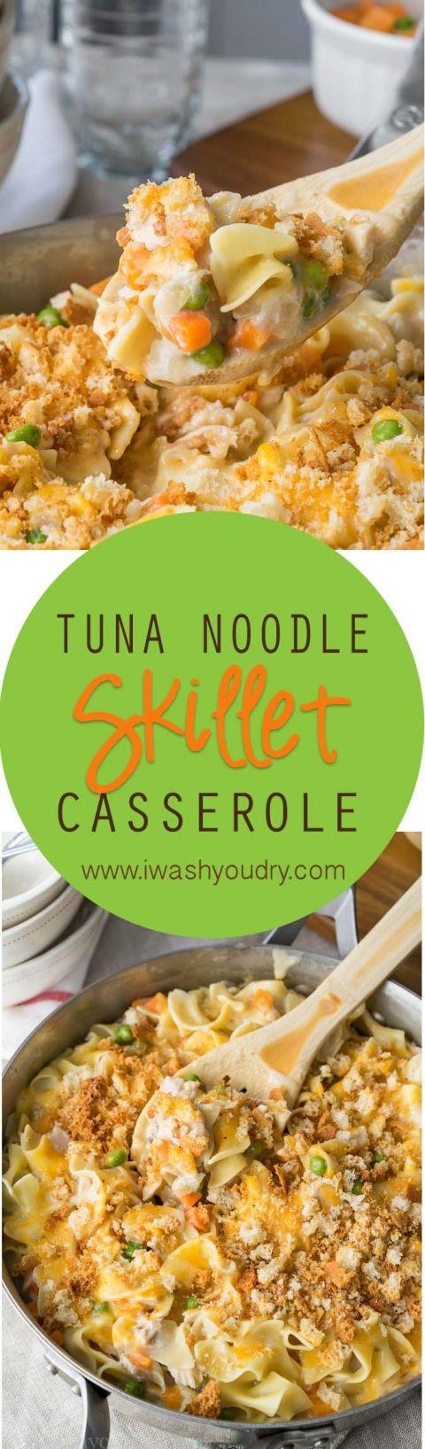 Healthy Tuna Noodle Casserole Recipe  Best 10 Tuna casserole recipes ideas on Pinterest