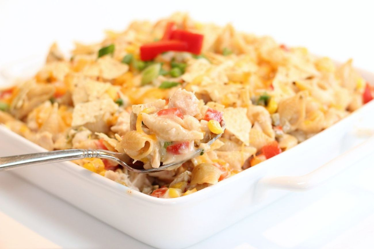Healthy Tuna Noodle Casserole Recipe  Southwestern Tuna Noodle Casserole