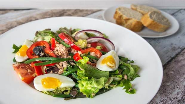 Healthy Tuna Recipes Weight Loss  Salads for weight loss – top 13 healthy easy salad ideas