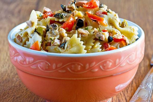 Healthy Tuna Recipes Weight Loss  Tuna Pasta Salad weight watcher recipe – healthy recipe
