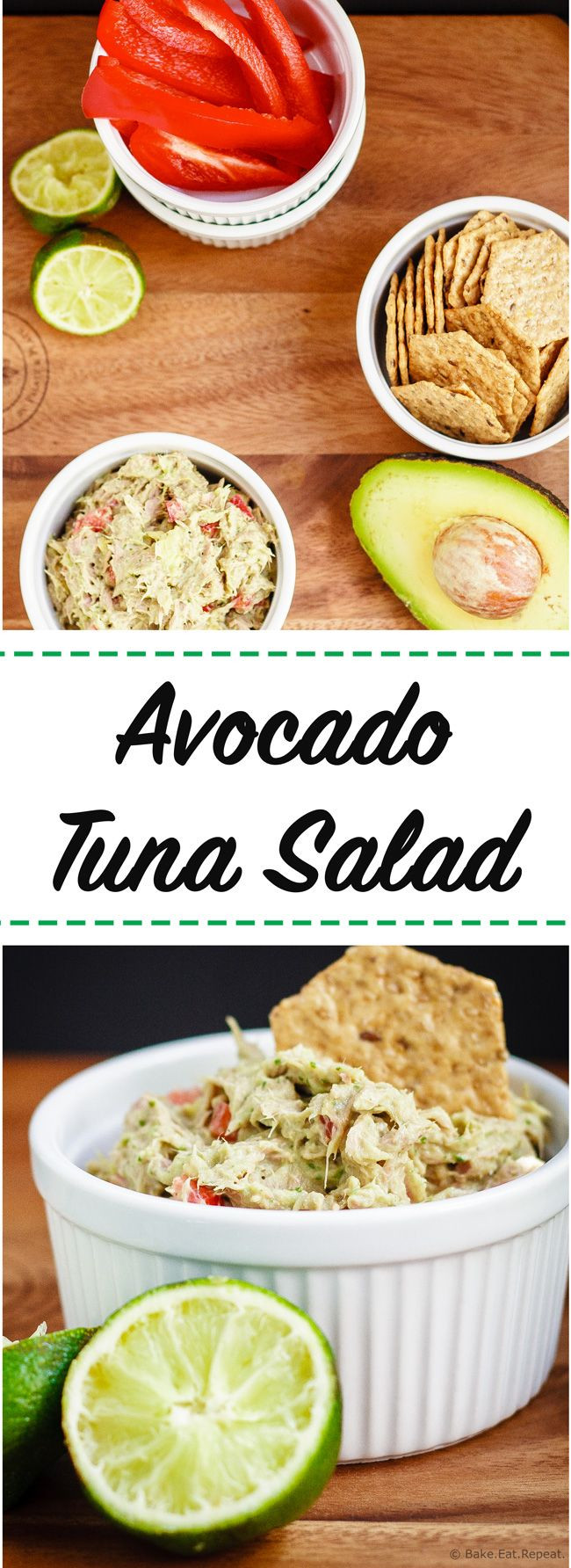 Healthy Tuna Snacks  25 best ideas about Avocado Tuna Salad on Pinterest
