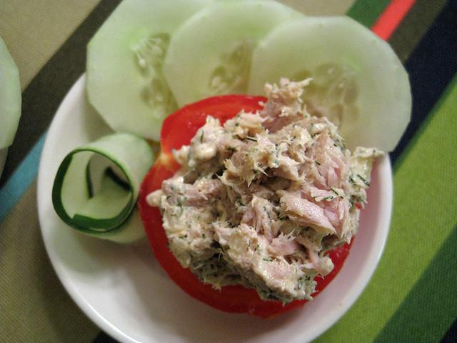 Healthy Tuna Snacks  Healthy Low Carb Snack Ideas