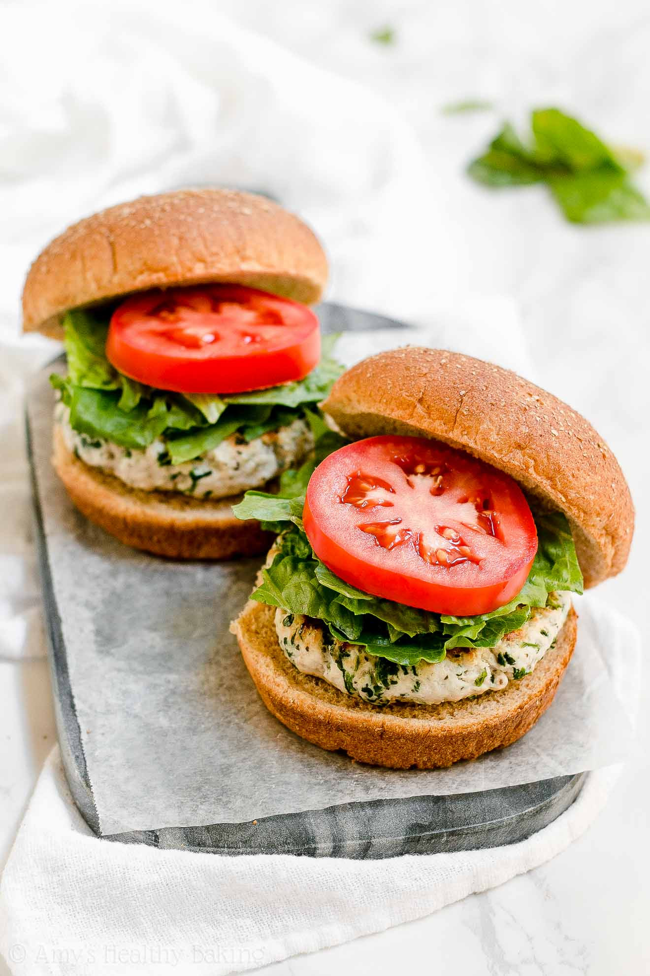 Healthy Turkey Burgers Without Bread  The Ultimate Healthy Turkey Burgers