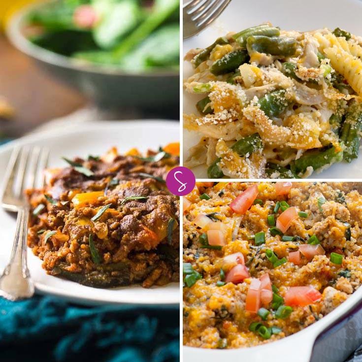 Healthy Turkey Casserole Recipes  Easy Leftover Turkey Casserole Recipes for the Holiday