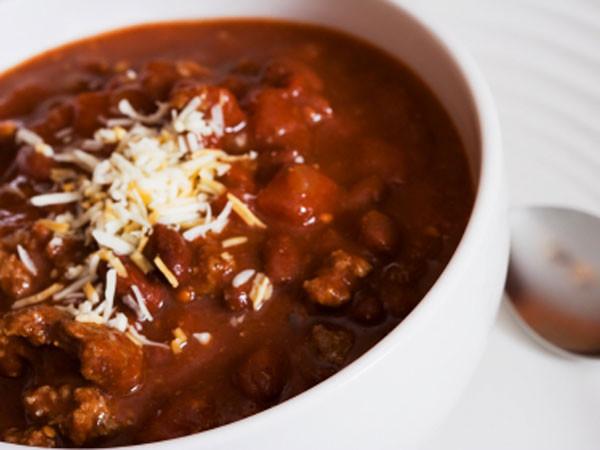 Healthy Turkey Chili Recipe Crock Pot  Healthy game day recipes Family friendly crock pot turkey