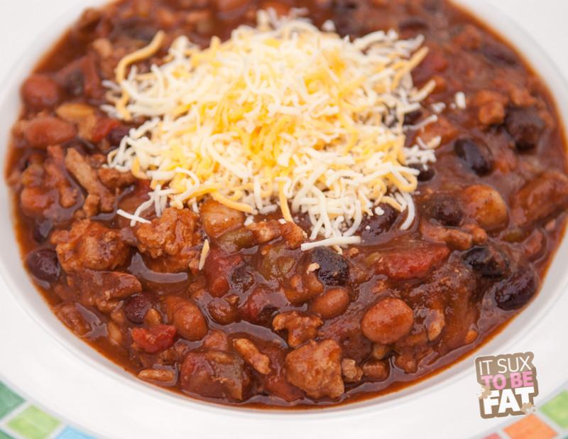 Healthy Turkey Chili Recipe Crock Pot  Top 10 Healthy Super Bowl Foods Recipes