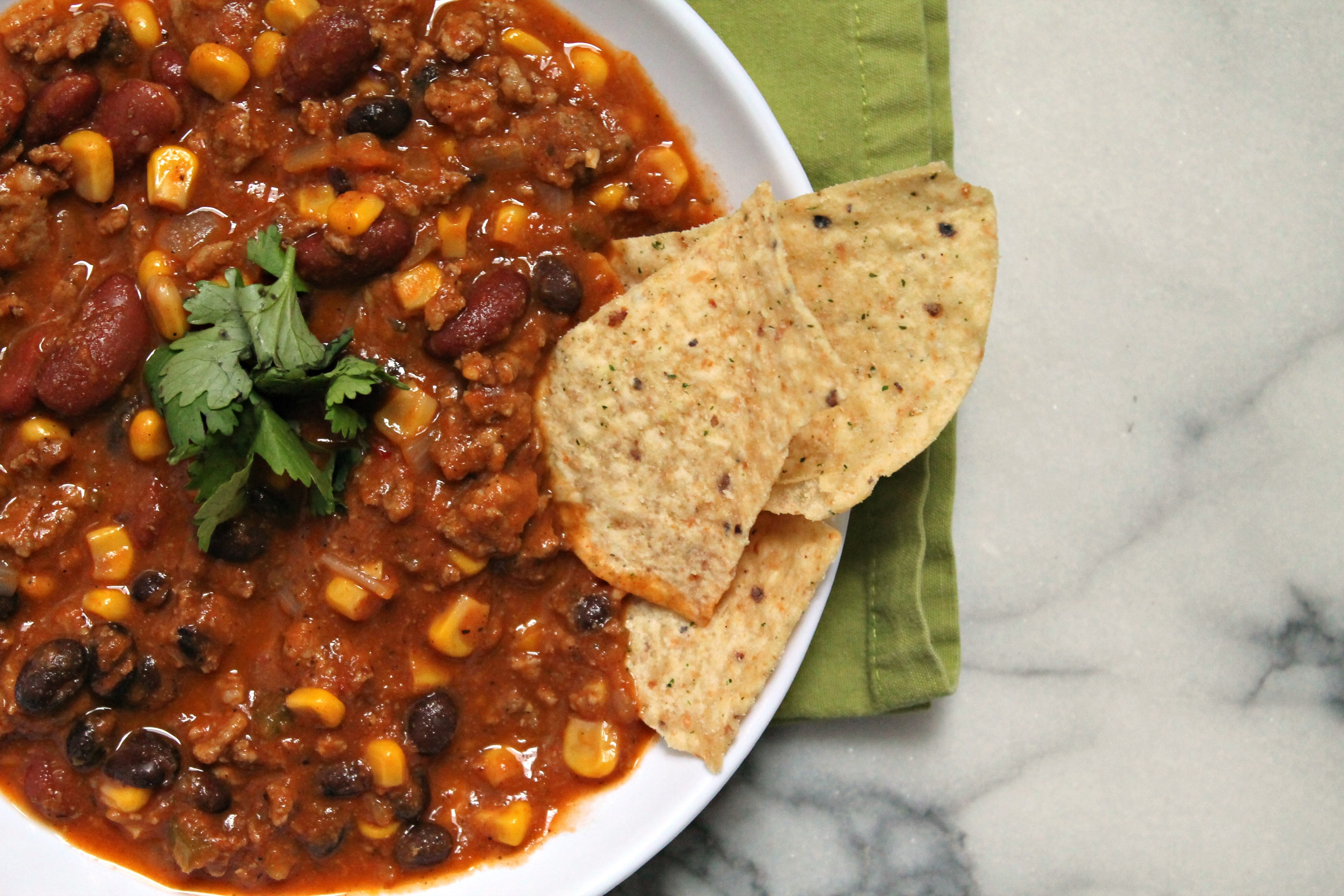 Healthy Turkey Chili  Best Healthy Turkey Chili Cooking with Books