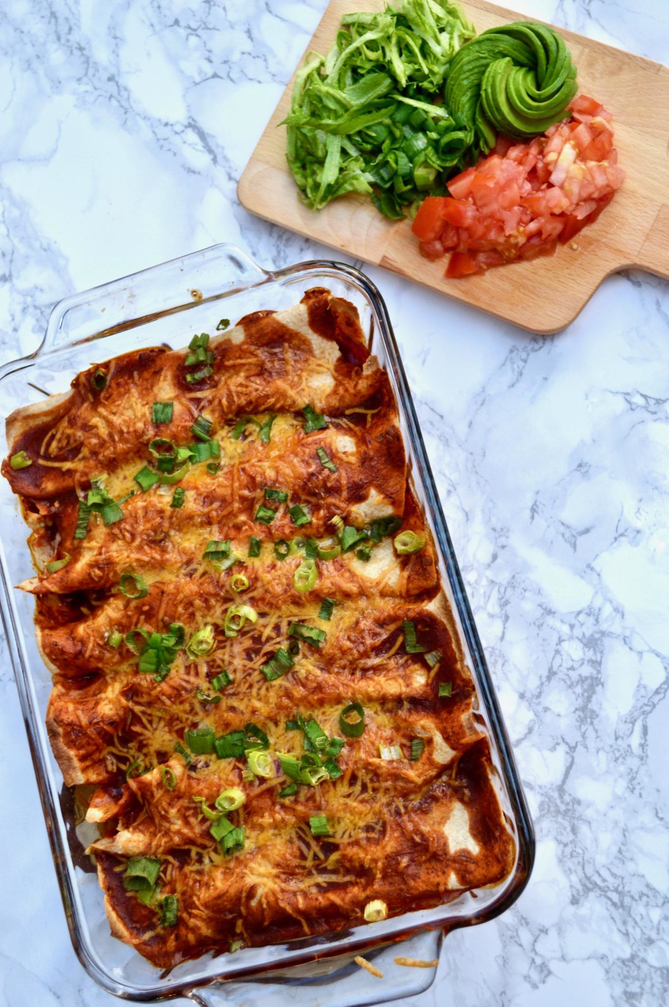 Healthy Turkey Enchiladas  Healthy Turkey Enchiladas An Unblurred Lady