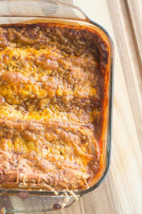 Healthy Turkey Enchiladas  Healthy Ground Turkey Enchilada Recipe