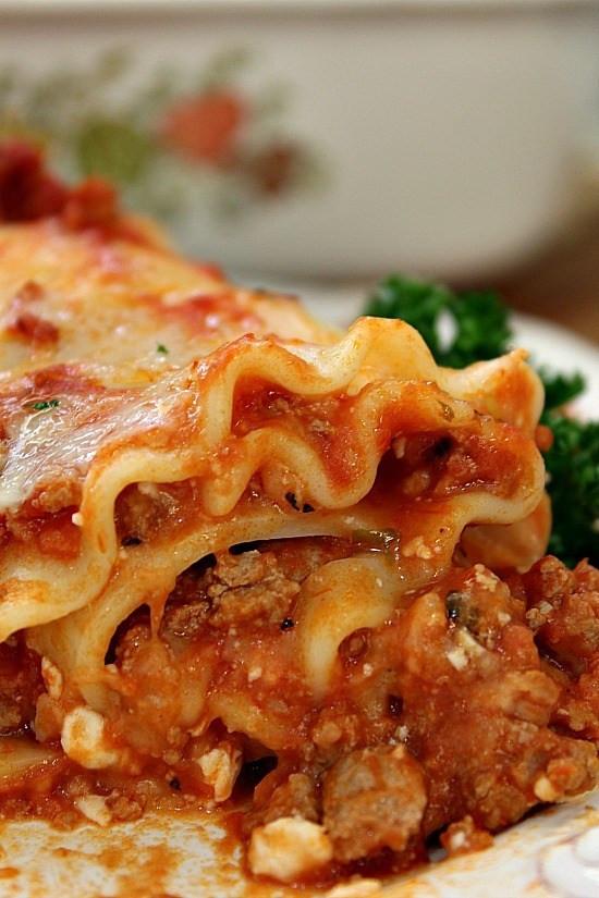Healthy Turkey Lasagna  Healthy Turkey Lasagna Roll Ups Great Grub Delicious Treats