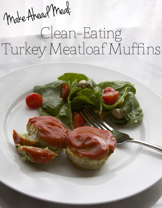 Healthy Turkey Meatloaf Muffins  the Go Recipes 32 Healthy Meals You Can Literally Eat
