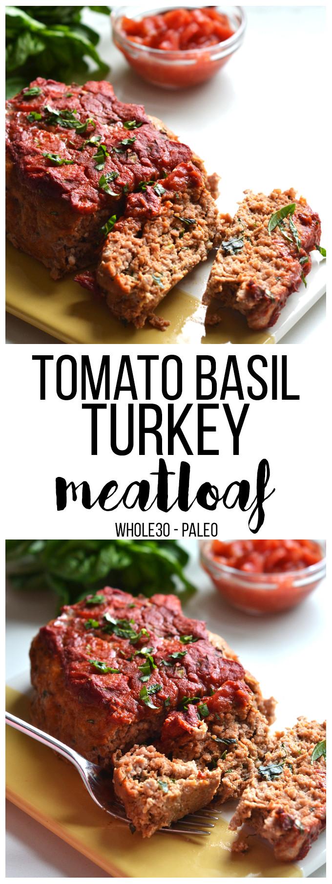 Healthy Turkey Meatloaf Recipe  healthy turkey meatloaf