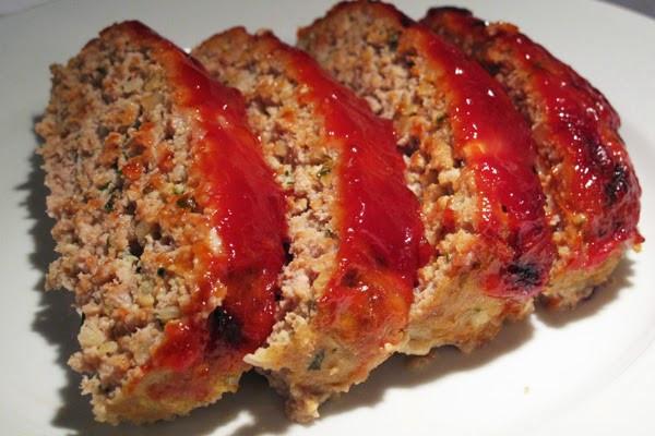Healthy Turkey Meatloaf Recipe  Food history meatloaf ErinNudi