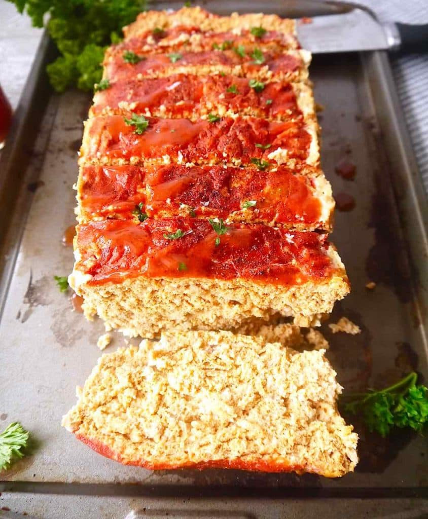 Healthy Turkey Meatloaf Without Breadcrumbs  whole30 meatloaf recipe