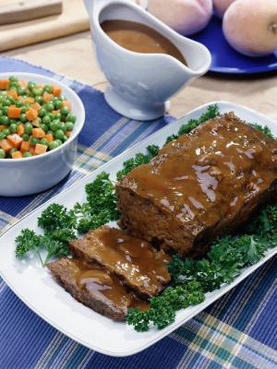 Healthy Turkey Meatloaf Without Breadcrumbs  How Do I Moisten a Dried Up Meatloaf