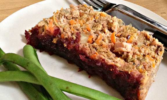 Healthy Turkey Meatloaf Without Breadcrumbs  low carb substitute for breadcrumbs in meatballs