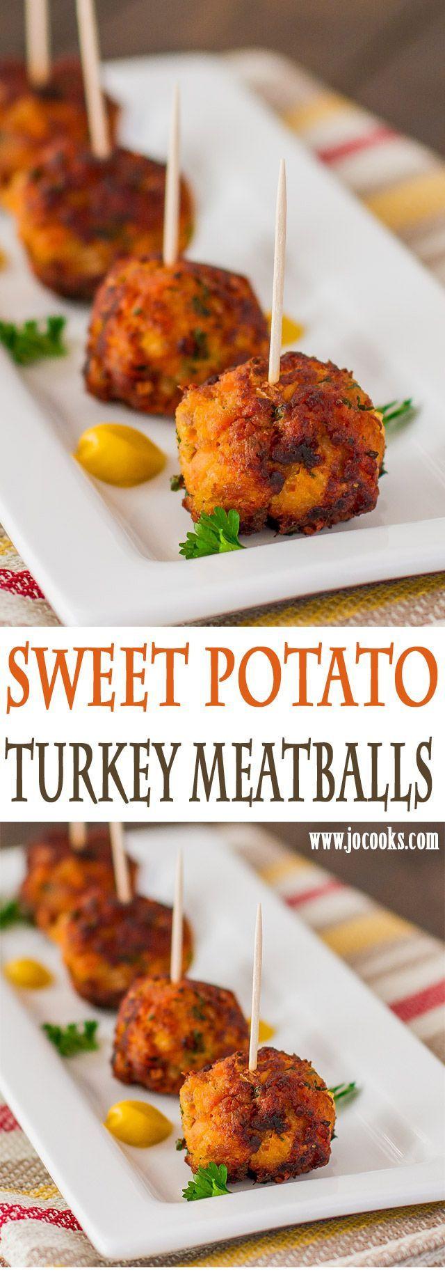 Healthy Turkey Meatloaf Without Breadcrumbs  Sweet Potato Turkey Meatballs – an interesting bination