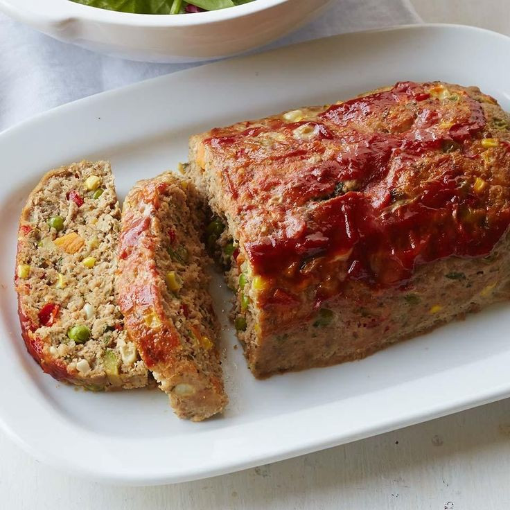 Healthy Turkey Meatloaf Without Breadcrumbs  Best 25 Healthy meatloaf recipes ideas on Pinterest