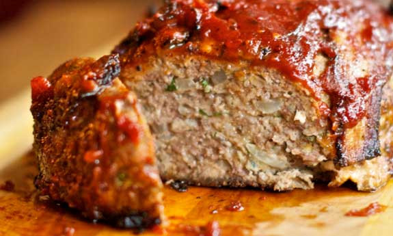 Healthy Turkey Meatloaf Without Breadcrumbs  paleo meatloaf recipe
