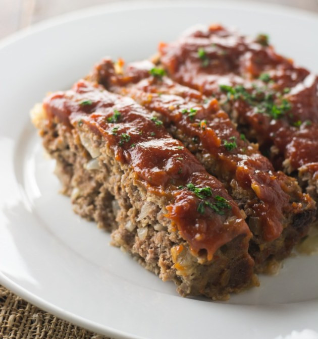 Healthy Turkey Meatloaf Without Breadcrumbs  Basic Meatloaf Recipe With Panko Bread Crumbs – Besto Blog