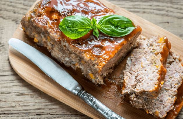 Healthy Turkey Meatloaf Without Breadcrumbs  Turkey Meatloaf Without Bread Crumbs Recipe