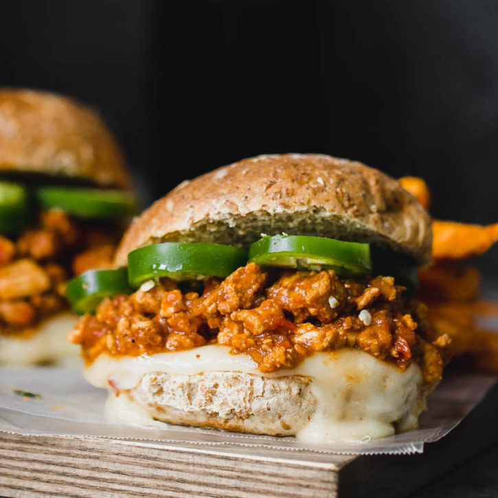 Healthy Turkey Sloppy Joes  Healthy Meals Under 400 Calories Archives