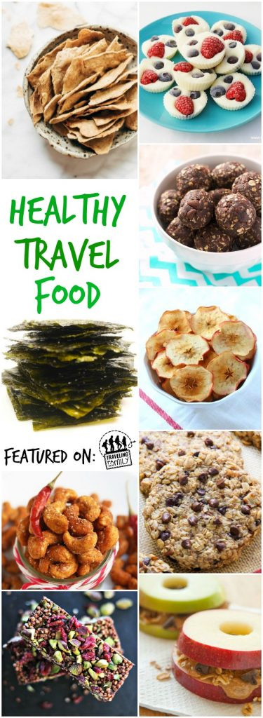 Healthy Vacation Snacks  Gluten Free Travel Food Traveling Family Blog