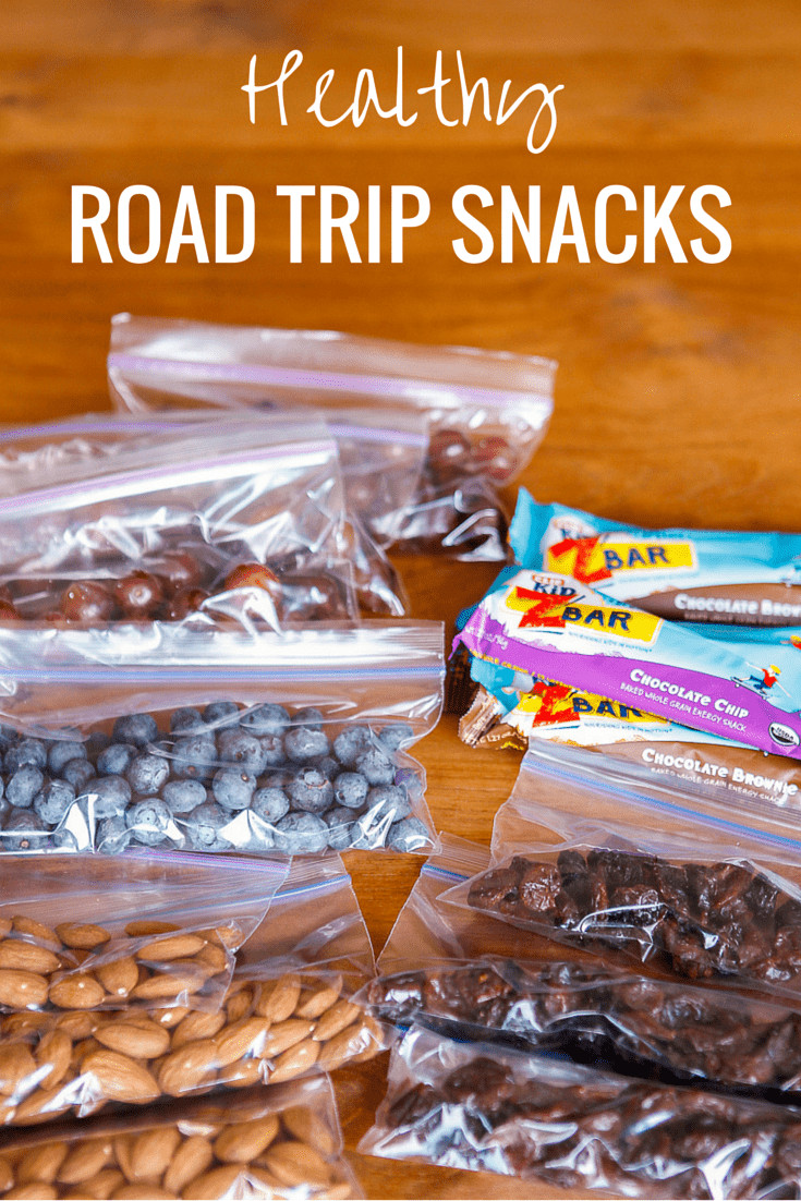 Healthy Vacation Snacks  9 Healthy & Bud Friendly Road Trip Snacks – Unsophisticook