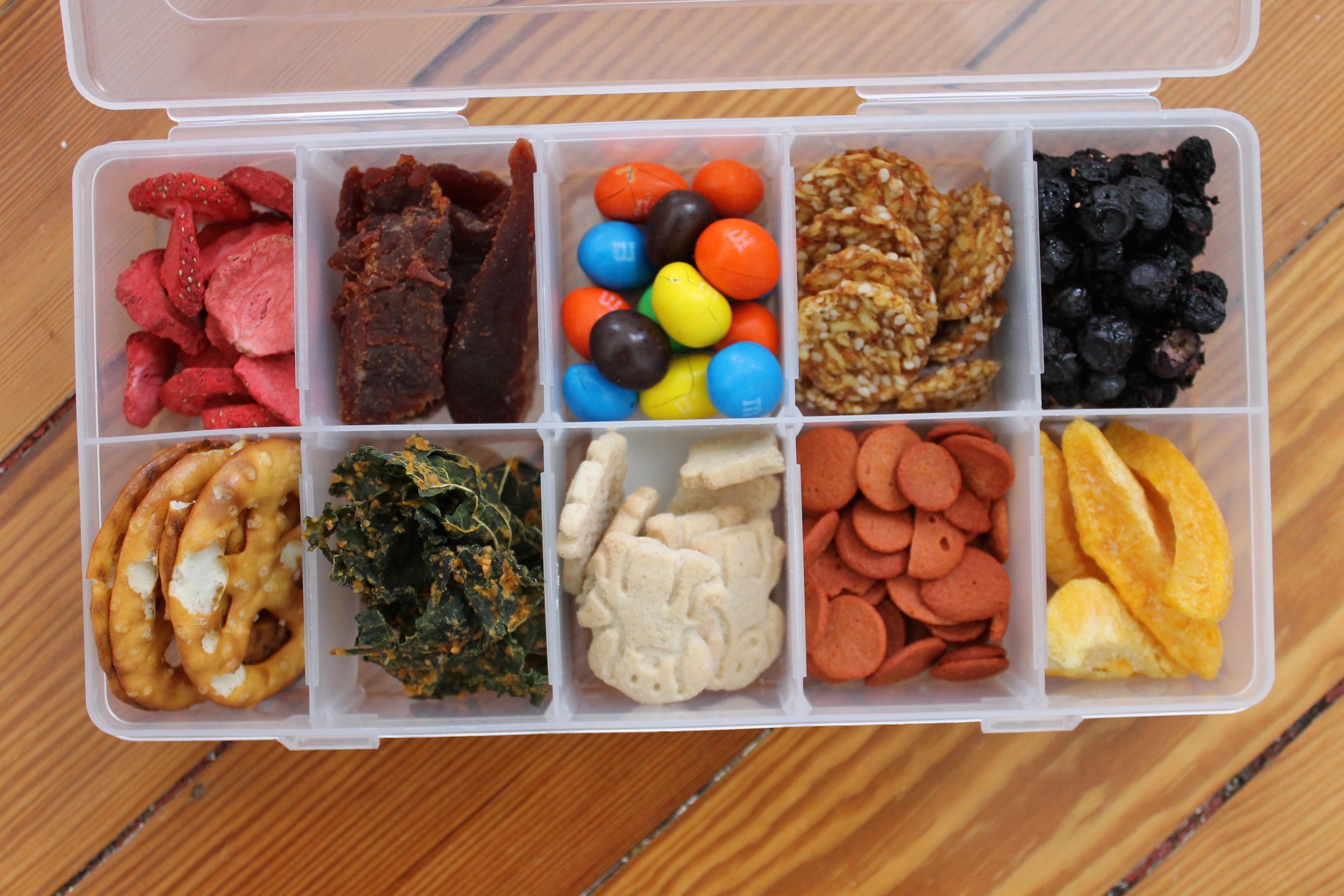 Healthy Vacation Snacks  Healthy Road Trip SnacksDomestic360