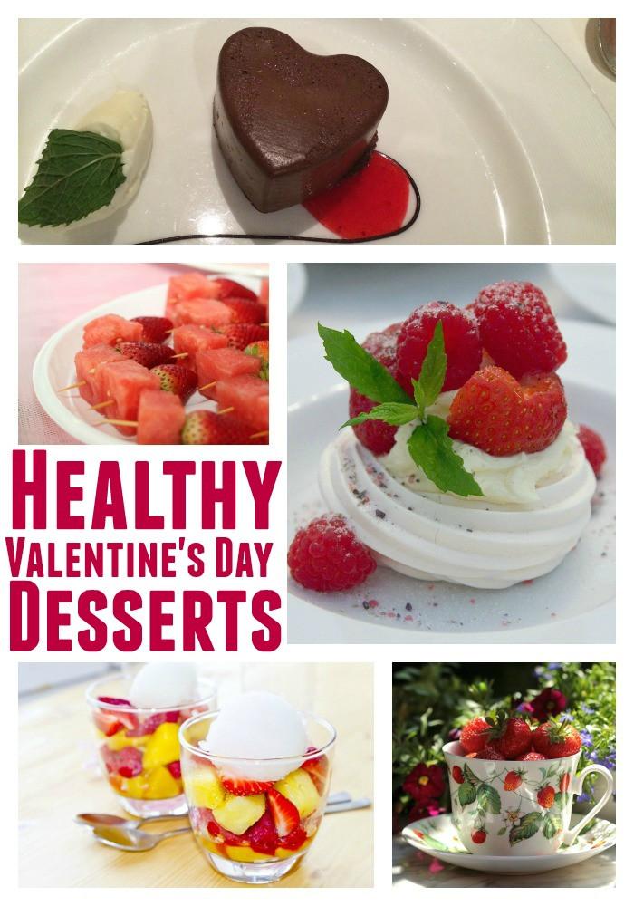 Healthy Valentine Desserts  Healthy Valentine s Day Dessert Roundup