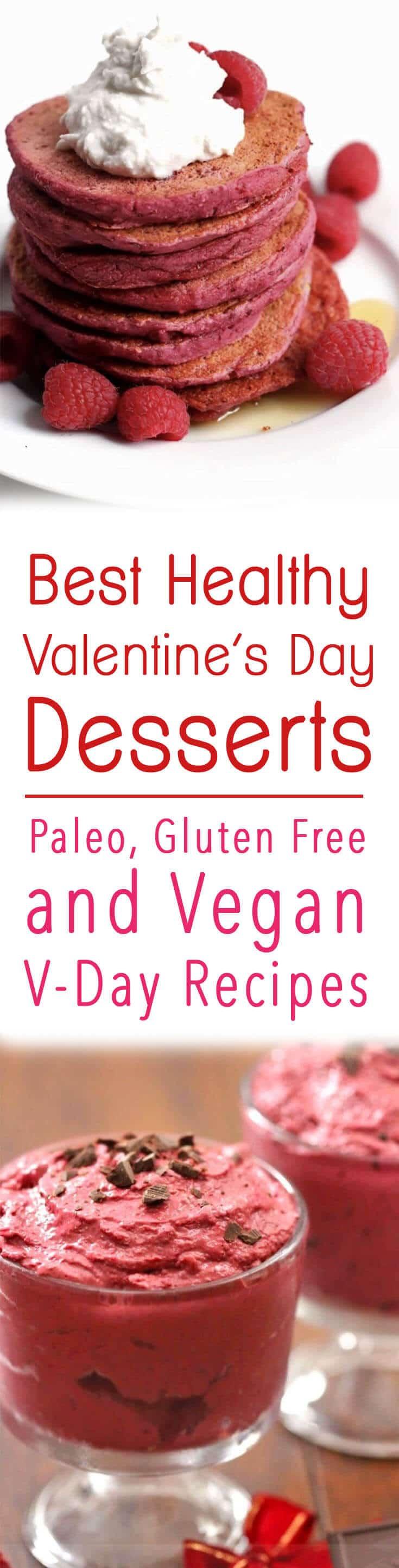 Healthy Valentine'S Day Desserts  35 Best Healthy Valentine's Day Desserts