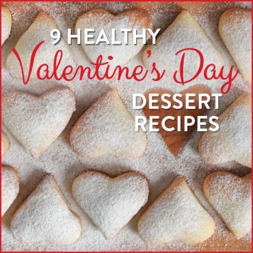 Healthy Valentine'S Day Desserts  9 Healthy Valentine s Day Dessert Recipes Get Healthy U