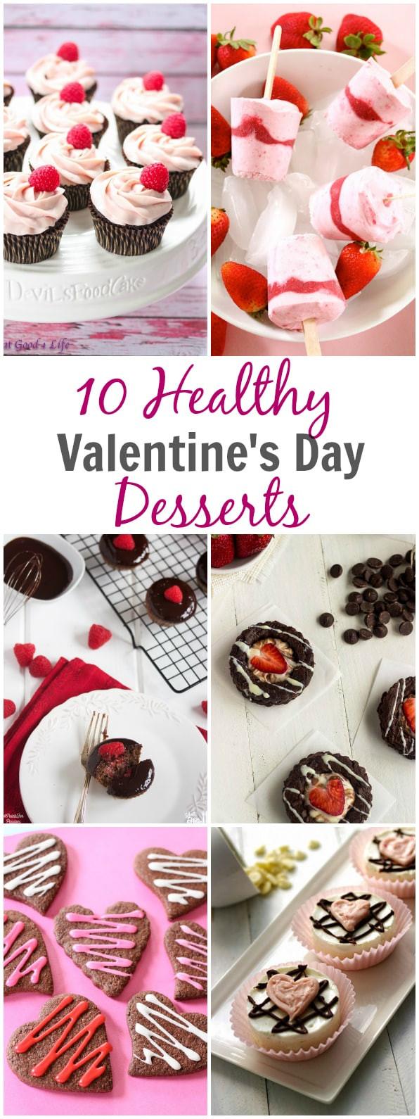Healthy Valentine'S Day Desserts  10 Healthy Valentine s Day Desserts Primavera Kitchen