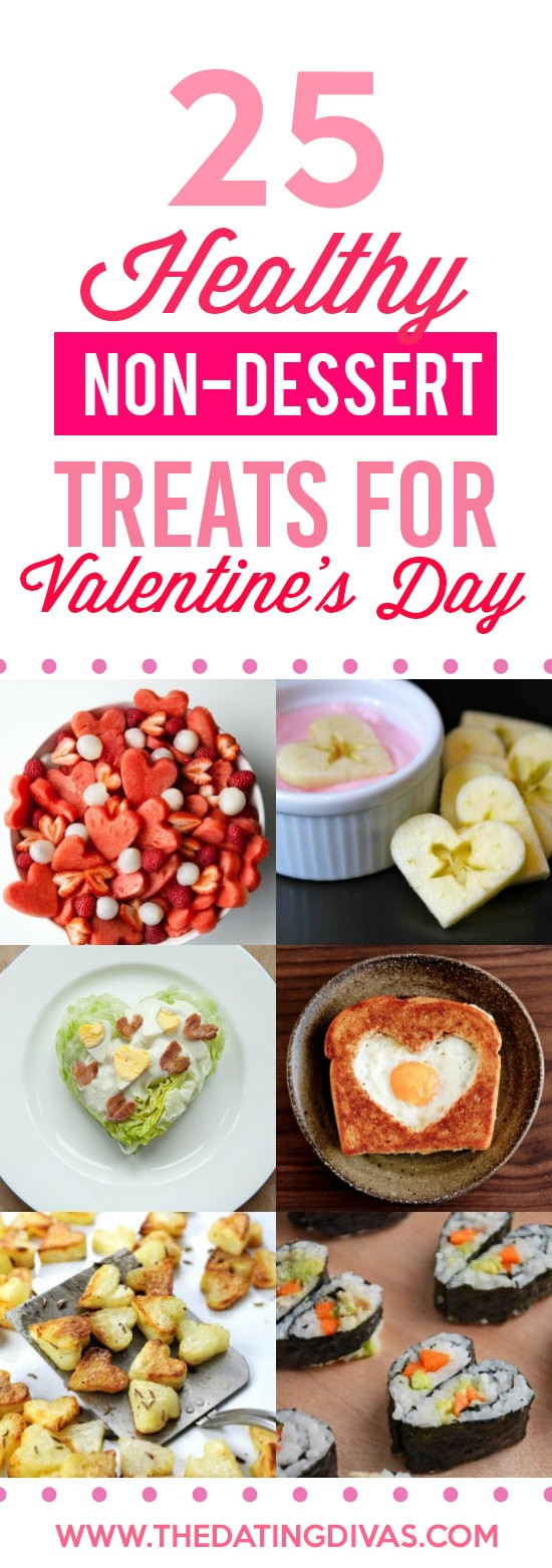 Healthy Valentine'S Day Desserts  101 Healthy Treats for Valentine s Day From The Dating Divas