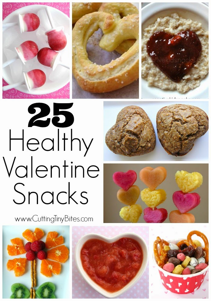 Healthy Valentines Snacks  25 Healthy Valentine s Day Snacks