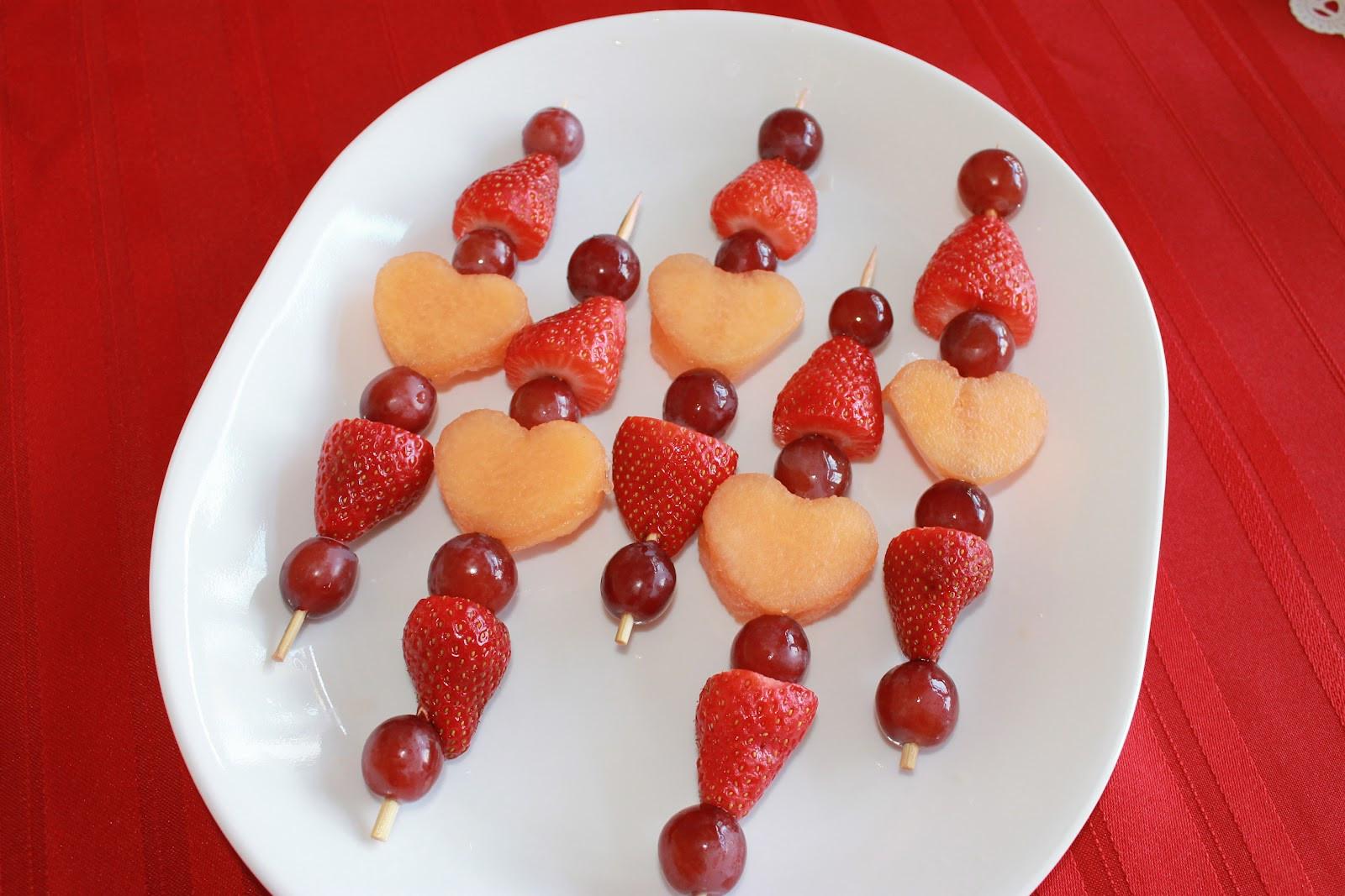Healthy Valentines Snacks  Serving Pink Lemonade Healthy Valentine Treat
