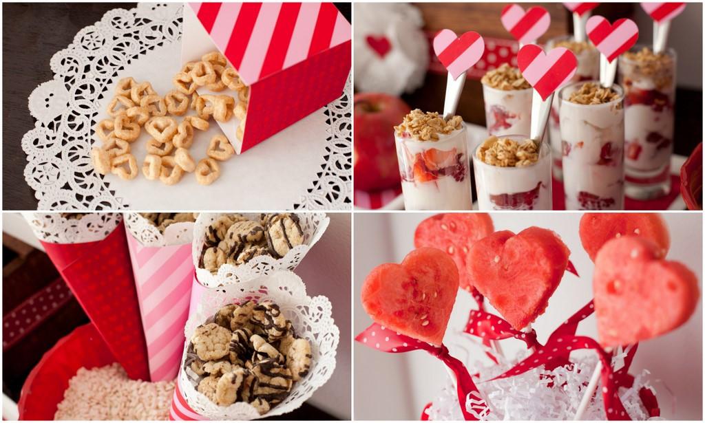 Healthy Valentines Snacks  Healthy Valentine s Day Treats Project Nursery