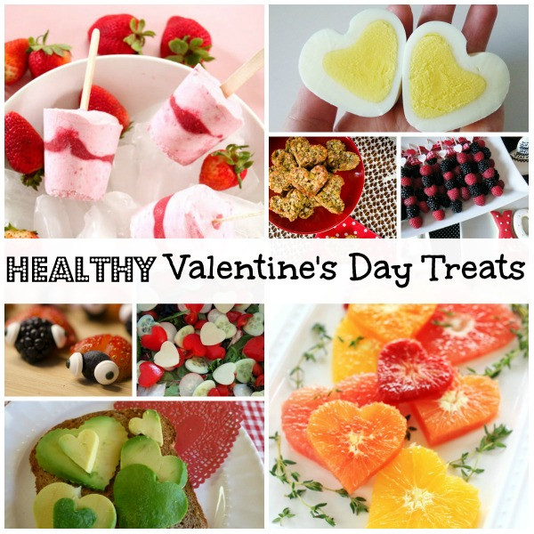 Healthy Valentines Snacks  Healthy Valentine s Day Treats Roundup with fresh fruits