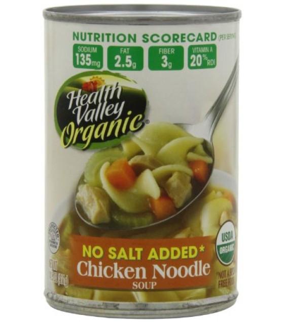 Healthy Valley Soups  PREPARED
