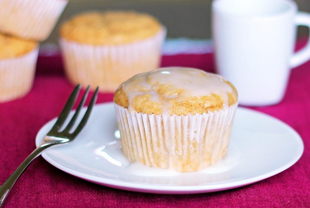 Healthy Vanilla Cake Recipe  Skinny Vanilla Cupcakes