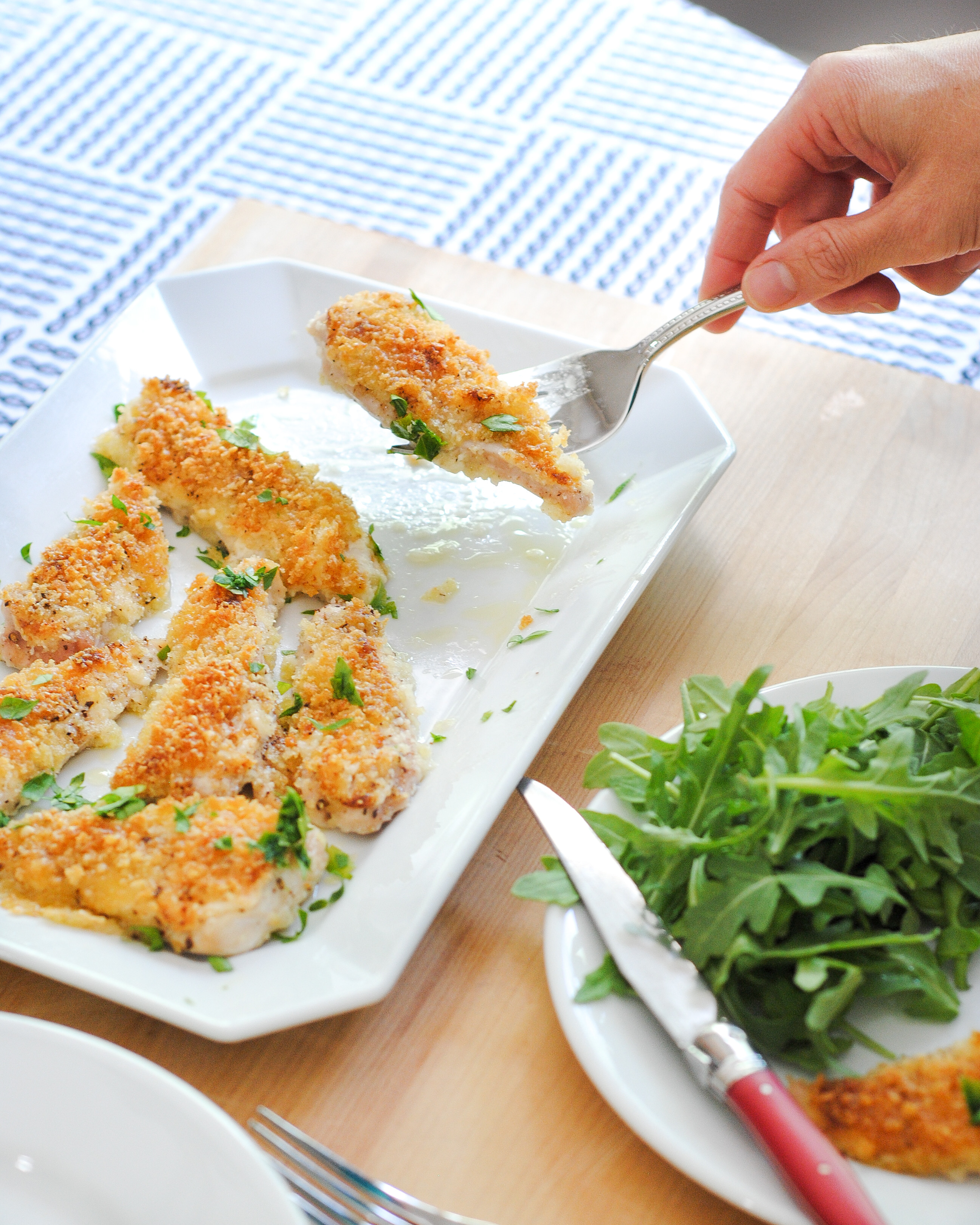 Healthy Veal Cutlet Recipes  Easy Baked Crispy Chicken Cutlets Recipe The Chronicles