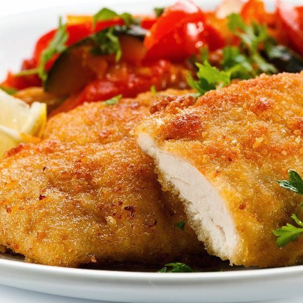 Healthy Veal Cutlet Recipes  Best 25 Baked chicken cutlets ideas on Pinterest